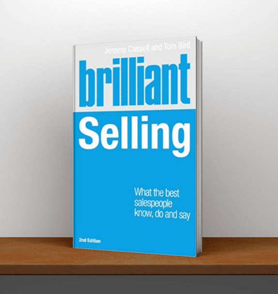 brilliant selling jeremy cassell